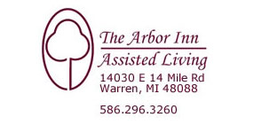 The Arbor Inn - Logo